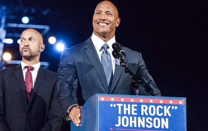 New President Of Usa 2020 WWE News: The Rock has officially been filed for 2020 US