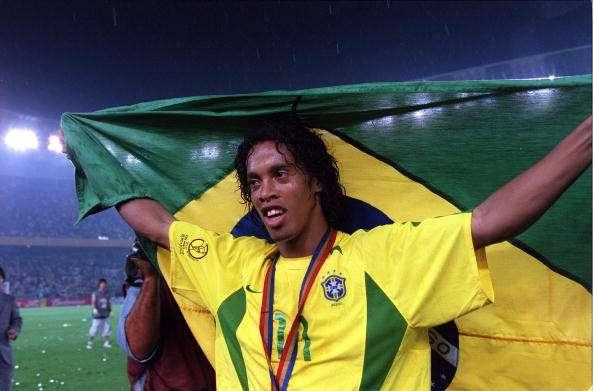Ronaldinho 2002