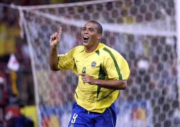 Ronaldo Brazil 2002 heavy