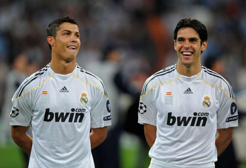 Ronaldo & Kaka