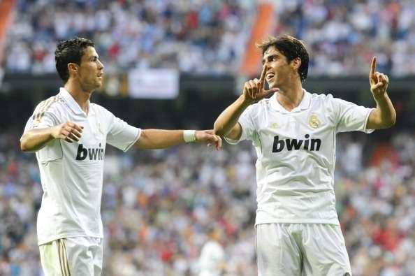 Ronaldo Kaka Real Madrid