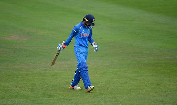 smriti mandhana out of form