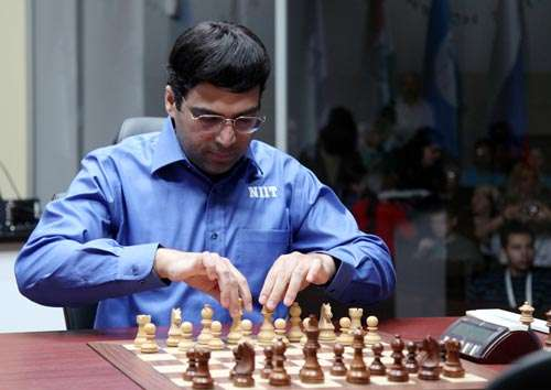 Viswanathan Anand reveals how he draws inspiration from Roger Federer