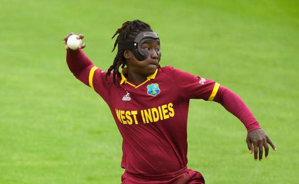 How The Multi Talented Deandra Dottin Took West Indies