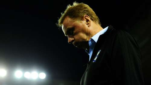 Harry Redknapp - cropped