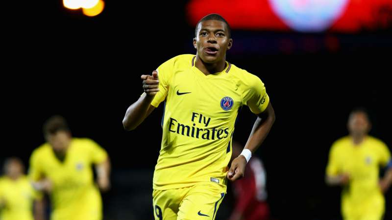 Mbappe is a heavy favorite for the Golden Boy Award.