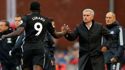 Lukaku Mourinho - cropped
