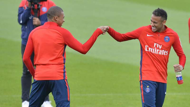 Mbappe to make PSG debut alongside Neymar