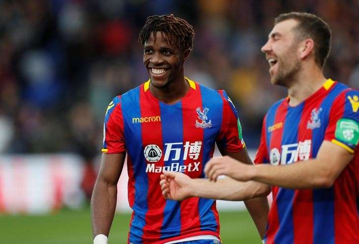 Zaha gives Palace first victory as Chelsea lose again