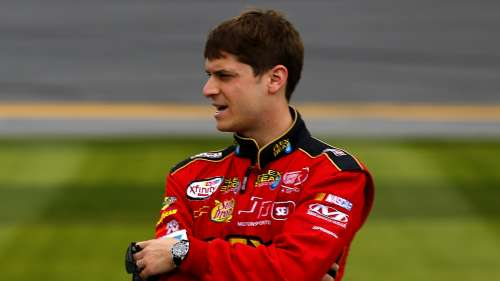 Landon Cassill - Cropped