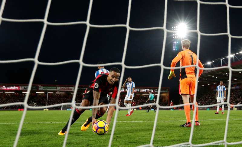 Image result for AFC Bournemouth vs Huddersfield Town pic