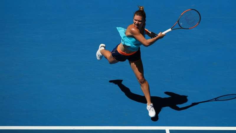 Breaking News Halep Faces Local Teen Wildcard At Australian Open