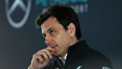 Toto Wolff - cropped