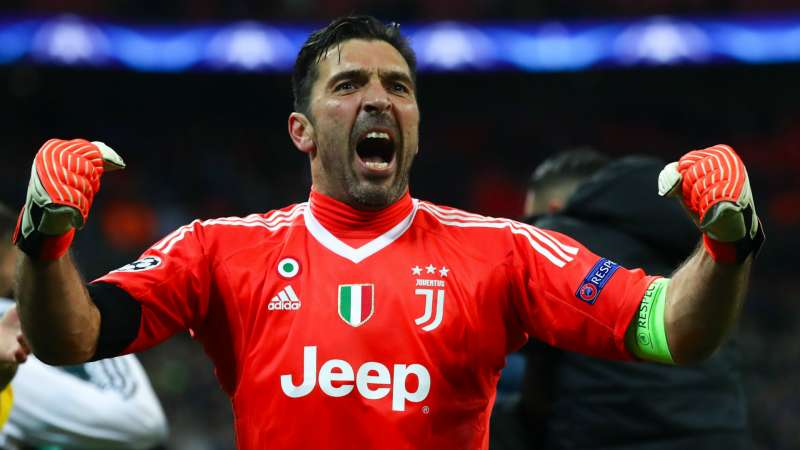 Buffon is the Maradona of goalkeepers – Nocerino