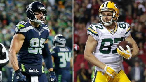 Jimmy Graham, Jordy Nelson