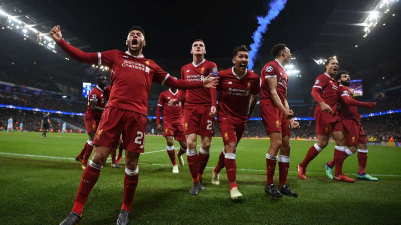 Liverpool Ride Luck And Show Steel To Keep Dream Alive