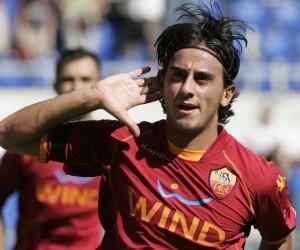 Aquilani at AS Roma