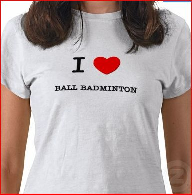 Ball Badminton