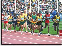 Athletes for 2010 Commonwealth Games