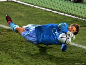 Edwin Van Der Sar will turn 40 this October