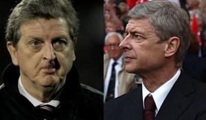 Hodgson vs Arsene Wenger