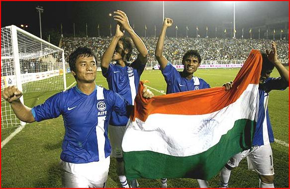 Indian football the time has come