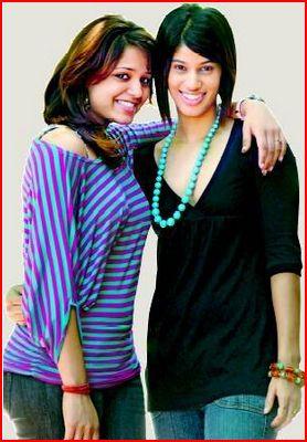 Joshna and Deepika
