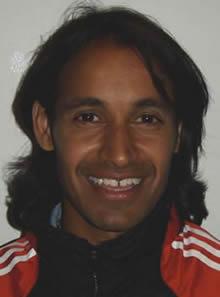 Ken Pereira, hockey captain