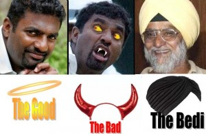 The Good... The Bad.. And The Bedi...
