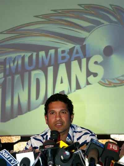 Sachin IPL