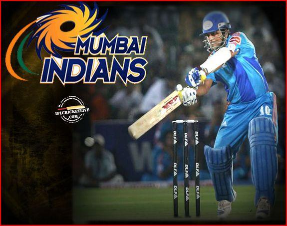Sachin Tendulkar Mumbai Indians