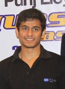 Saurav Ghoshal