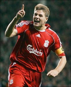 Liverpool: Steven Gerrard