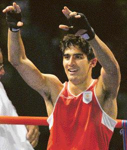 Vijender Kumar Boxing