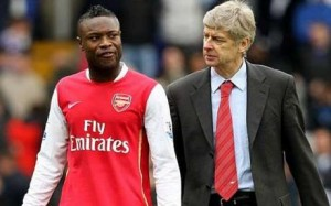 William Gallas and Arsene Wenger: Much love lost
