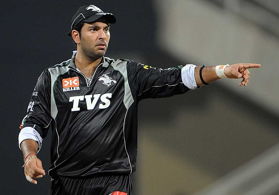 Yuvraj Singh: Leadership qualities key