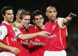 Players of Arsenal FC