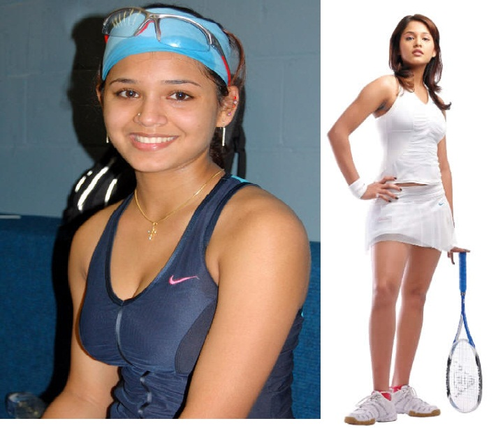 10 most glamorous women in Indian sports #3