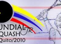 World Squash Junior Championship in Equador
