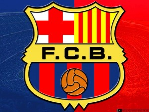 FC Barcelona's logo