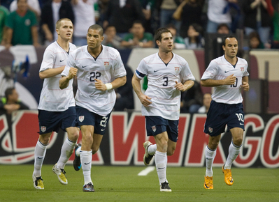 The United States takes on the Netherlands on Wednesday Night