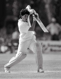 Sachin's copy book drives are still a treat to watch