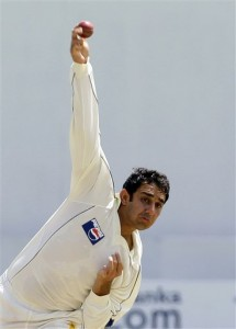 Saeed Ajmal's five wicket haul was a positive for Pakistan