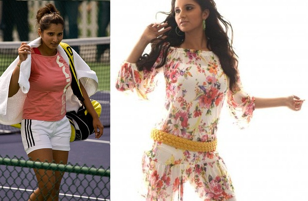 10 most glamorous women in Indian sports #5