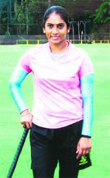 Surinder Kaur- hockey captain
