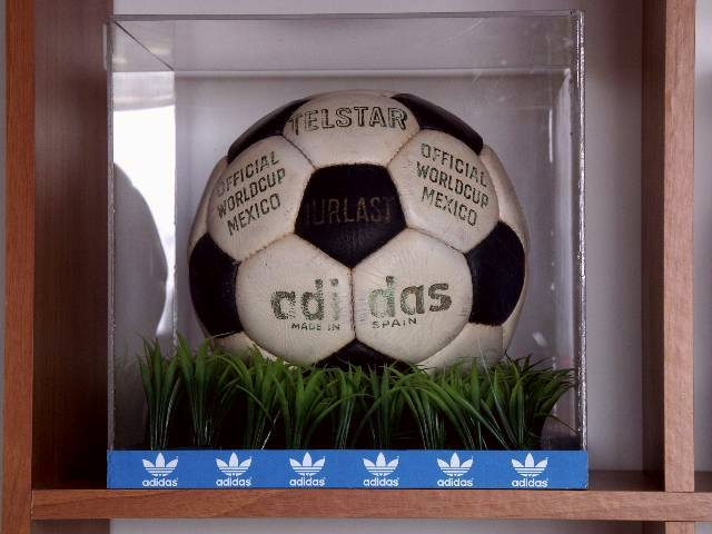 pretty nice c8a75 7981c Telstar World Cup Soccer Ball 1970